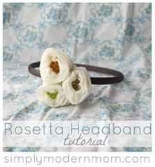 Rosetta Headband by Simply Modern Mom[6]