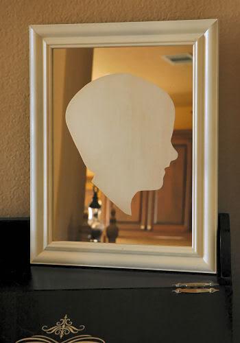 DIY Mirror Glass Etching Tutorial