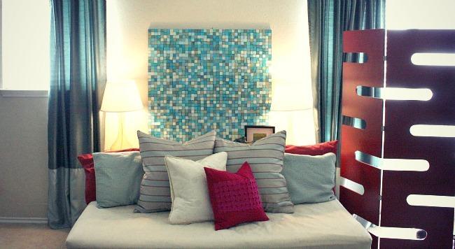 DIY Paper Mosaic