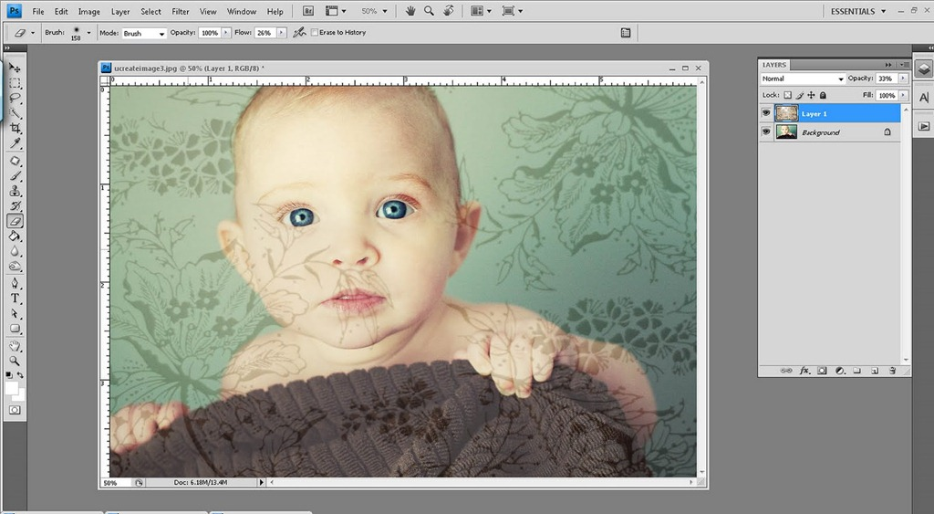 Adding Texture to Photos