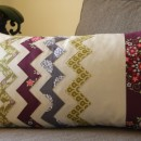 Zig Zag Pillow Tutorial