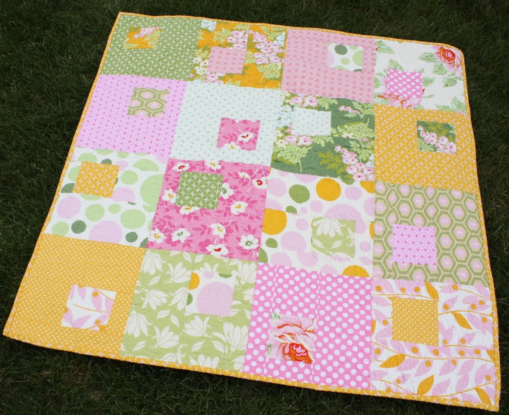 Baby Block Quilt Patterns Amazing Inspiration Ideas