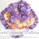 Lovey Blanket Tutorial