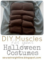 DIY Muscles for Halloween Costumes by Sew a Straight Line[5]