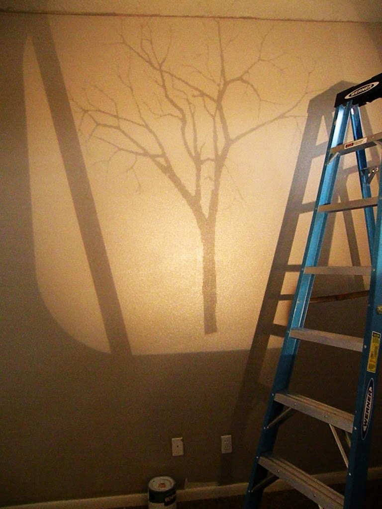 Tree Mural Tutorial - U Create
