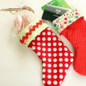 Easy Mini Stocking Tutorial