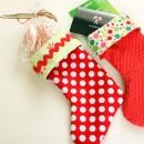 Easy Mini Stocking Tutorial