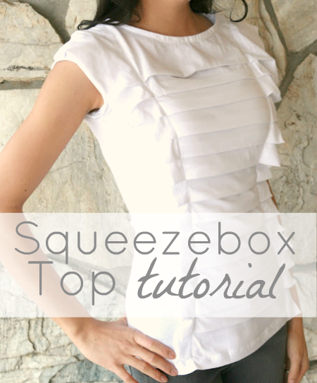 squeeze box top tutorial