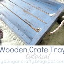 DIY Wooden Crate