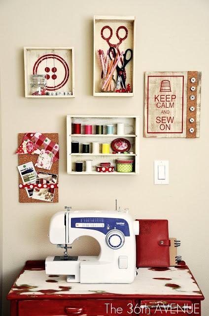 DIY Craft Corner by The 36th Avenue