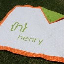Personalized Baby Quilt Tutorial