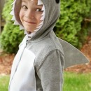 6 simple Halloween costumes - not too creepy and they keep the kiddos warm!