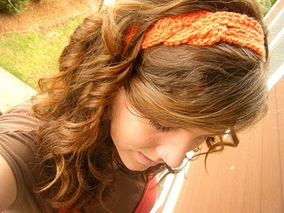 knotted headband tutorial