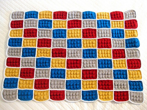 lego blanket tutorial