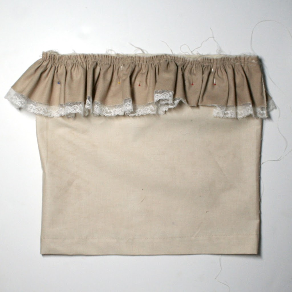 Attaching Ruffles 1