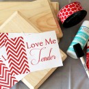 DIY Valentine Decor by Sweet Rose Studios