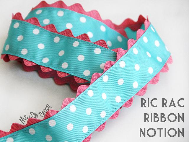 Ric Rac Ribbon Tutorial