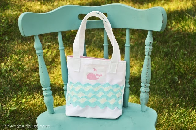 toddler tote bag tutorial by cherished bliss