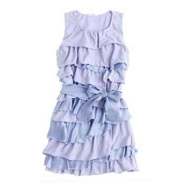 Ruffle Dress Tutorial by Sewing in No Mans Land