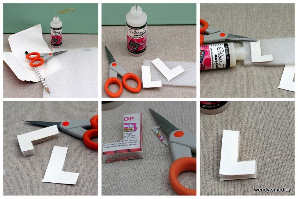 photoboard makeletters