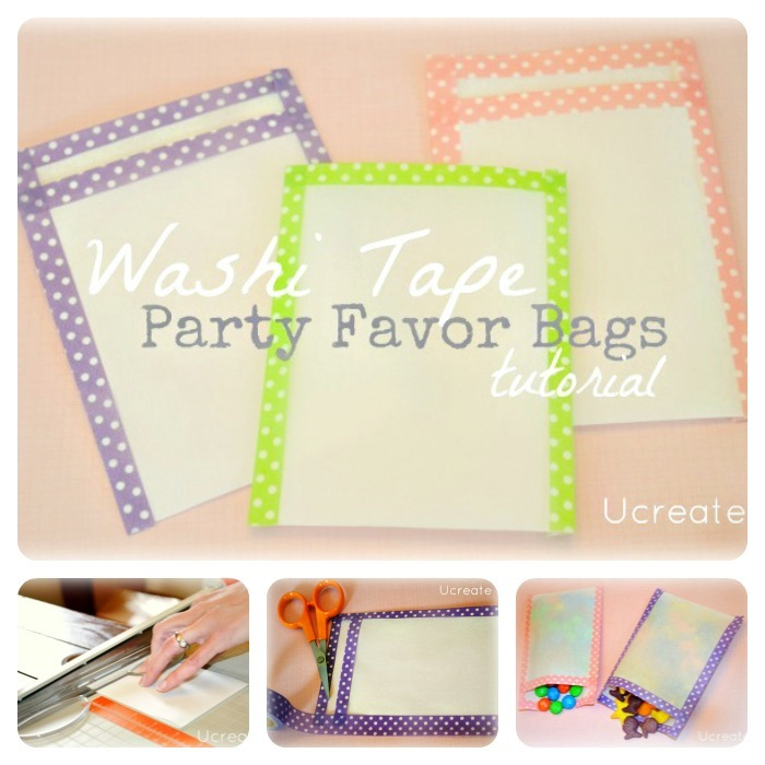 Washi-Tape-Favor-Bags