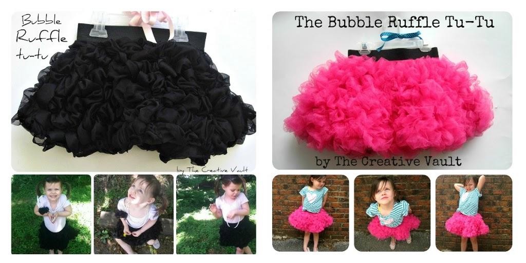 Bubble Ruffle Tu Tutorial