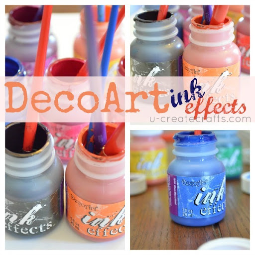 Ink Effects Collage Pin it!