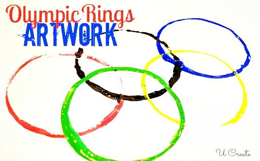 Olympic Kids Crafts