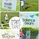 Backyard Olympic Games by U Create