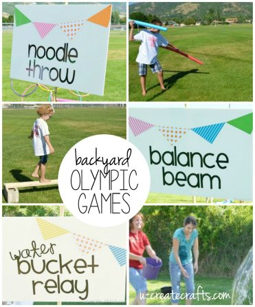 Backyard Olympic Games by U Create