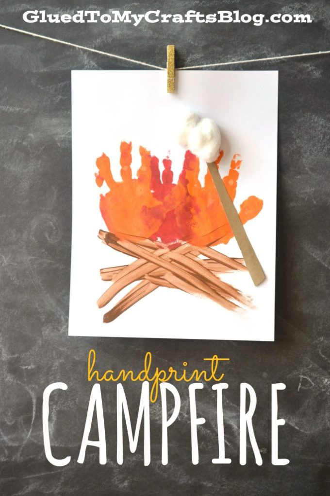 20 Camping Crafts for Kids