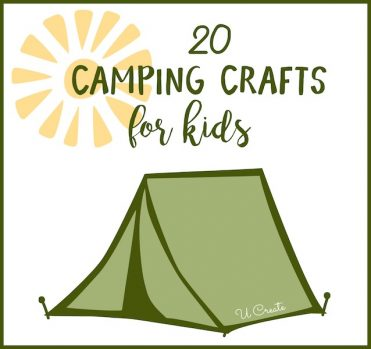 20 Camping Craft Ideas for Kids