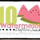 Watermelon Tutorials