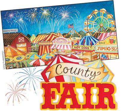 County Fair - Seasons Gredings