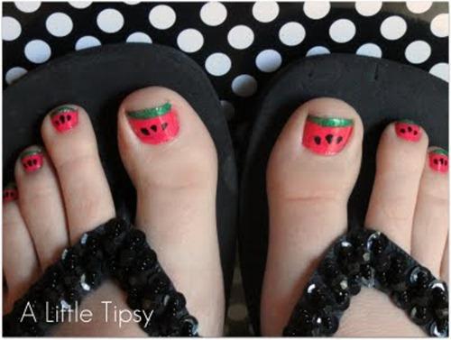 Watermelon-252520Toenails-252520pedicure-25255B5-25255D