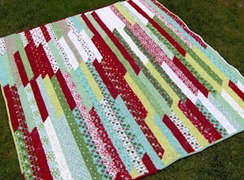 ribbons quilt