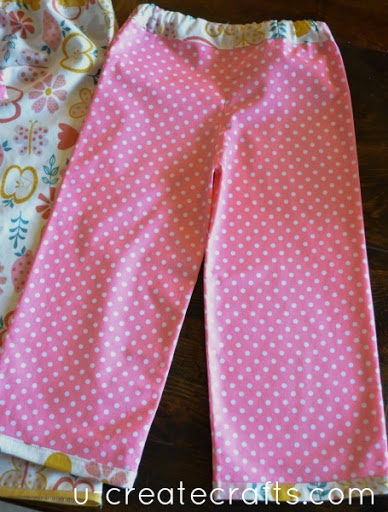 Lazy Day Lounge Pants Tutorial FINISHED