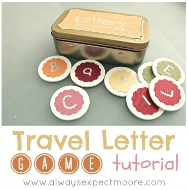 Travel Letter Game Tutorial
