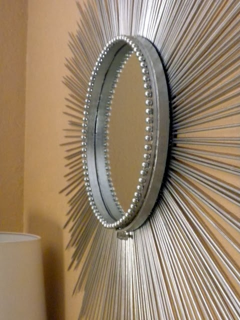 sunburst mirror tutorial by laura orr