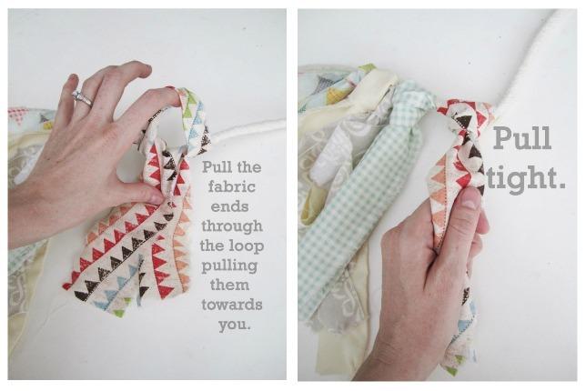 pull fabric