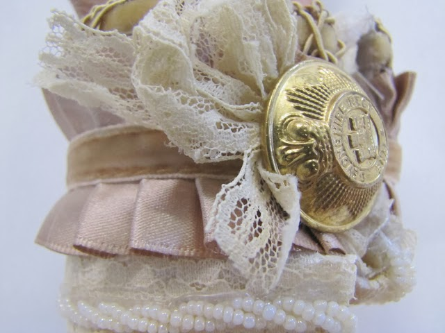 DIY Vintage Cuff Tutorial