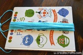 DIY Yarn Wig Tutorial 2