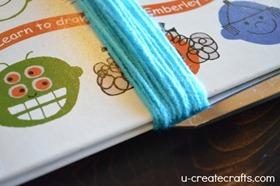 DIY Yarn Wig Tutorial 3