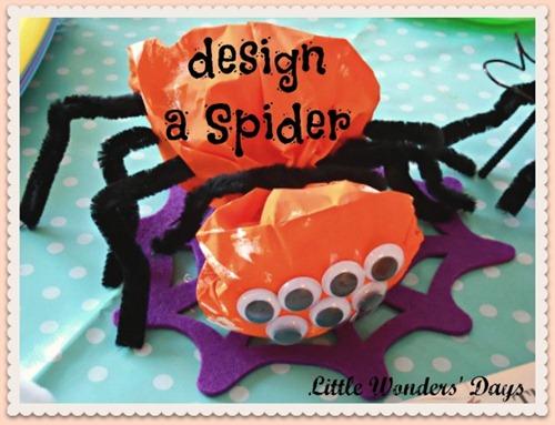 Design a Spider