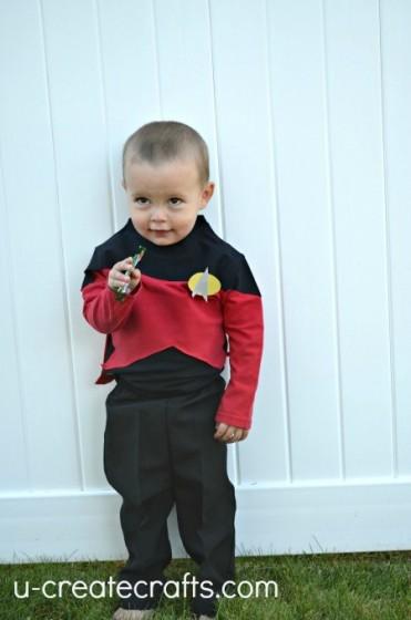 Star Trek Costume Tutorial by U Create