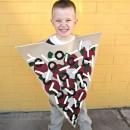 DIY Pizza Halloween Costume