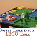How to Turn a Coffee Table into a Lego Table