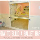 How to Build a Ballet Bar by Laci Hansen