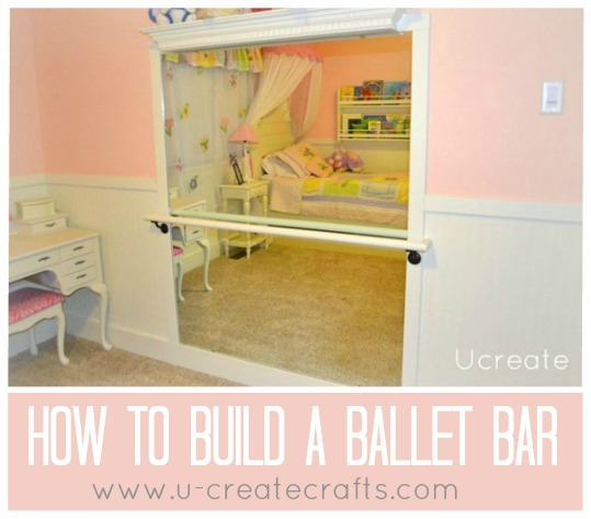 Diy Ballet Bar