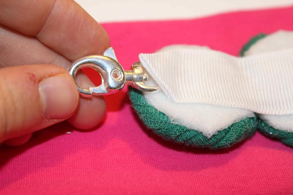 Как сделать браслет своими руками из ткани